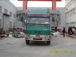 锅炉类设备运输