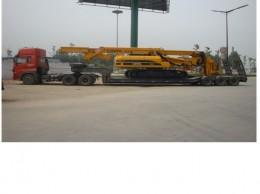 旋挖钻机运输